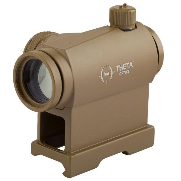 THO Compact III Reflex Red Dot Sight tan