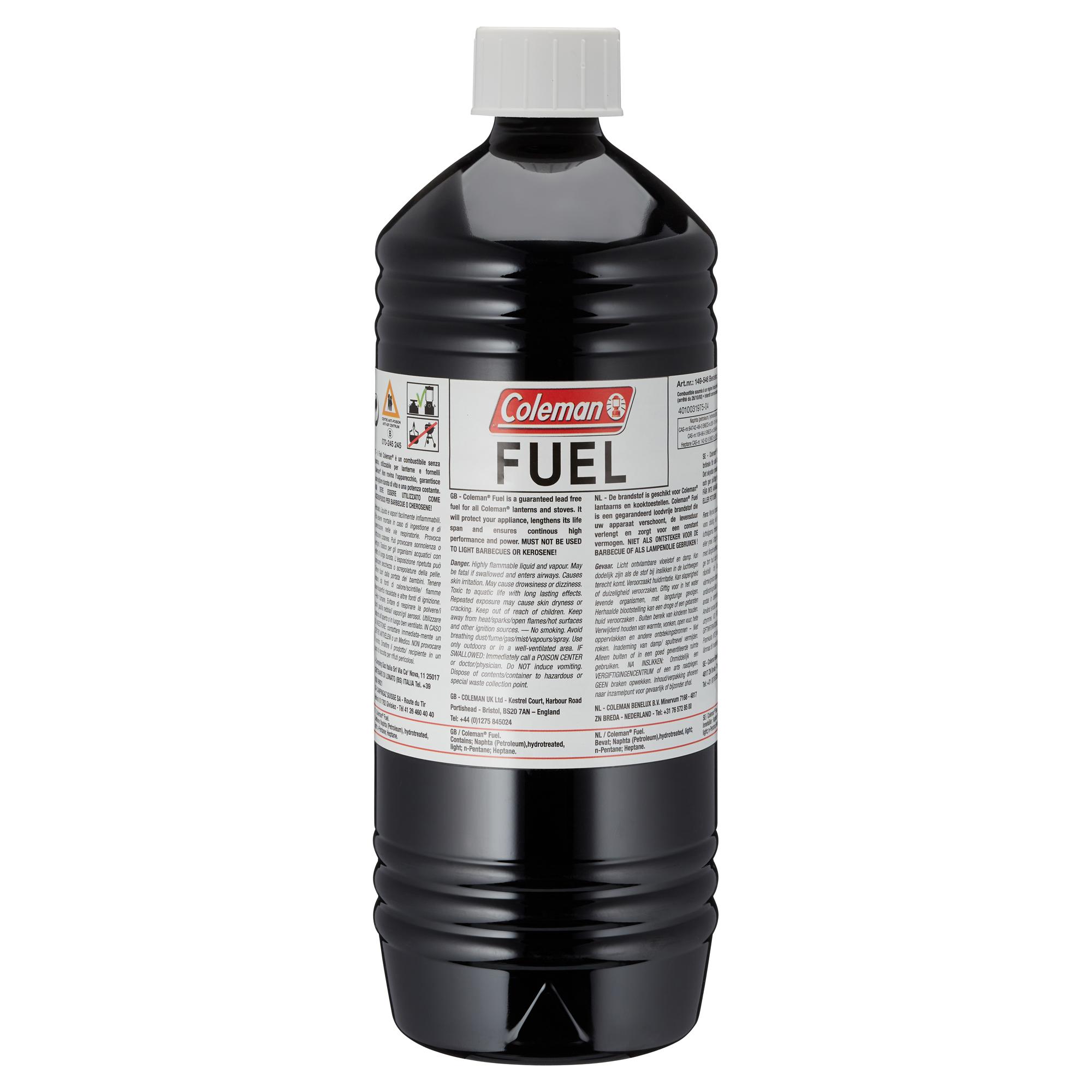 Coleman Fuel Benzin