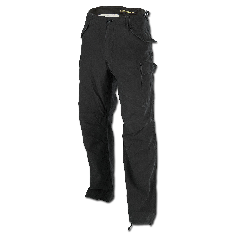 Field Pants Vintage M65 Heavy Satin black