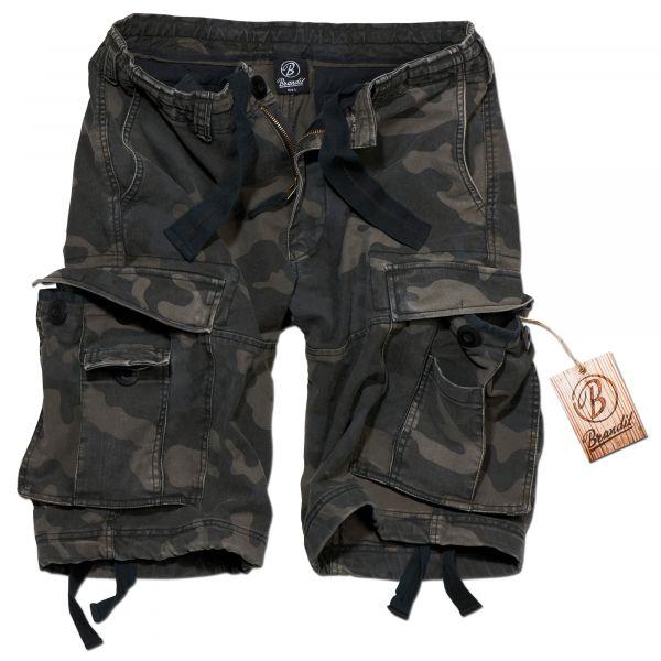 Shorts Brandit Vintage darkcamo