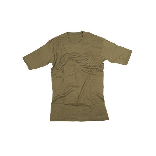 British T-Shirt Like New olive