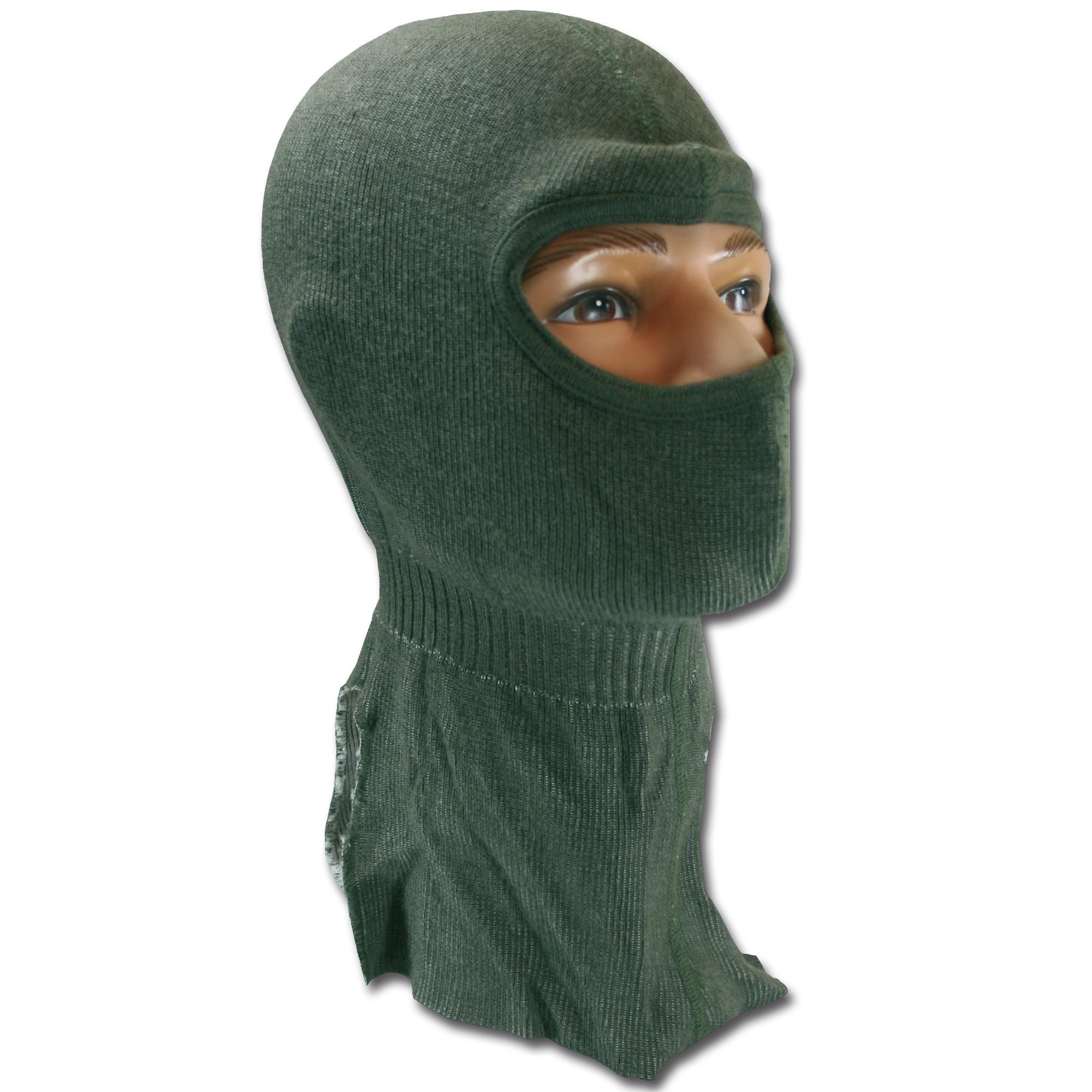 BW Face Mask Used
