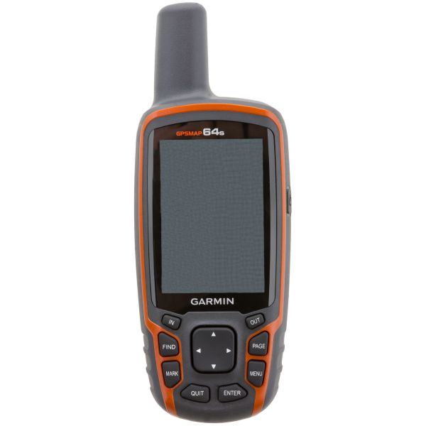 Garmin GPSMAP 64s+ TopoDeutschland V8 Pro Bundle