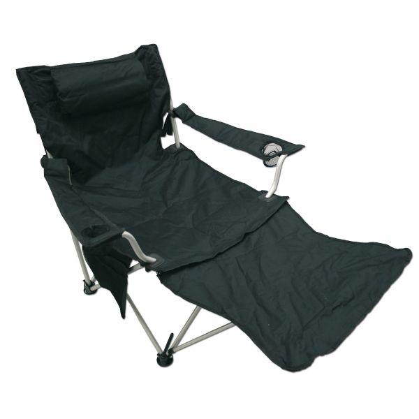 """Relags Comfort Chair """"de Luxe"""" black"""