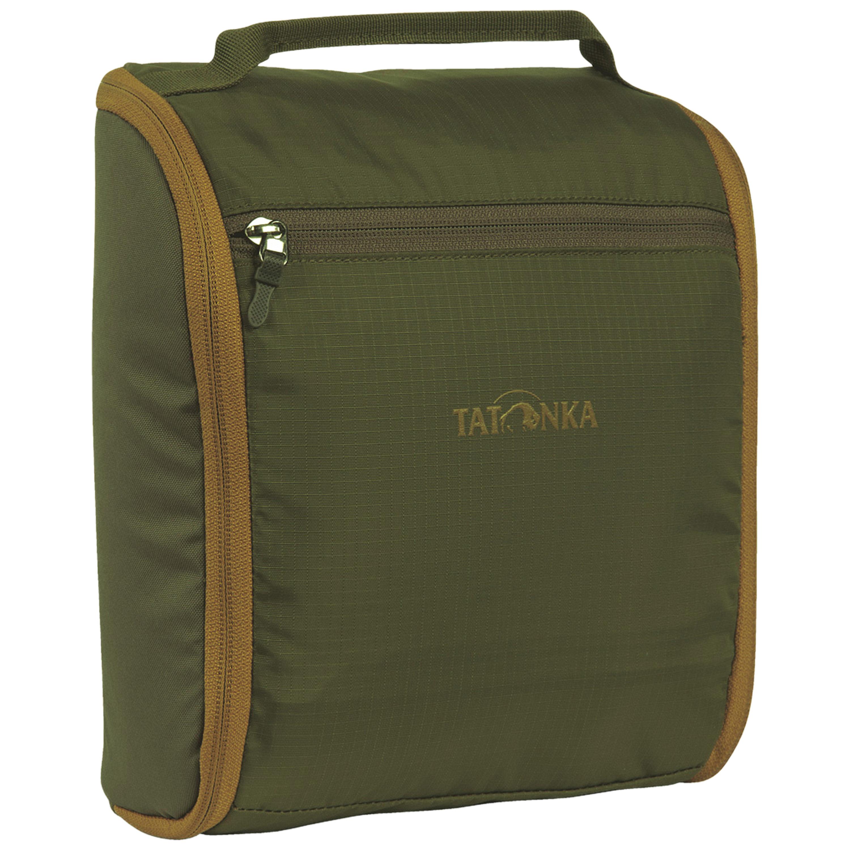 Tatonka Hygiene Bag DLX 6L olive