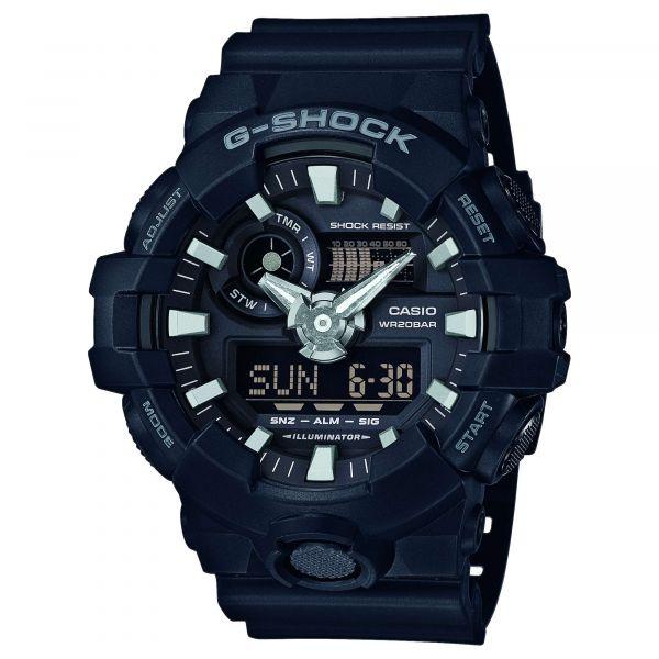 Casio Watch G-Shock Classic GA-700-1BER black