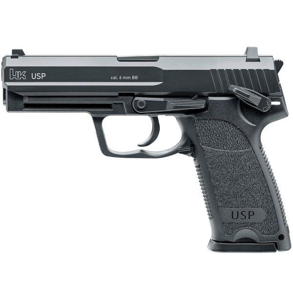 Umarex Airsoft Pistol HK USP 1.0 J CO2 black
