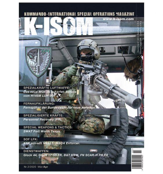 Kommando Magazine K-ISOM Edition 02-2020