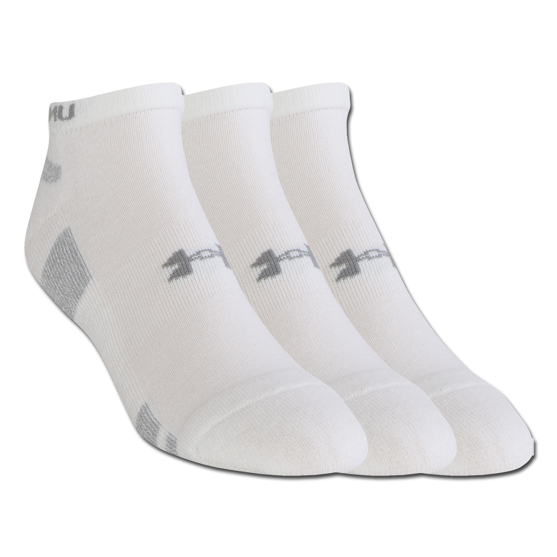 Under Armour Socks No Show white