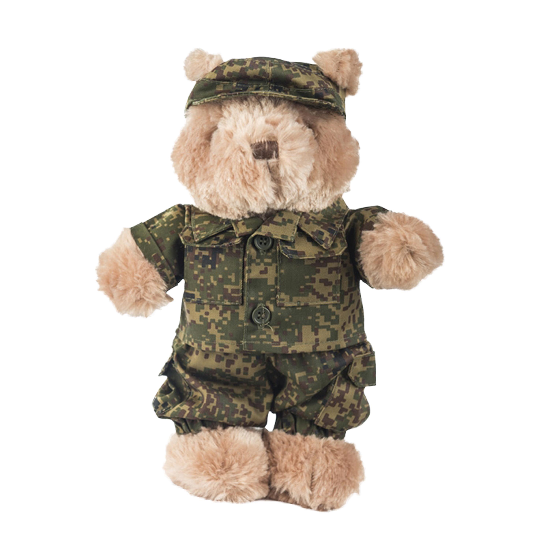 Teddy Bear Uniform Small Russian digital camo