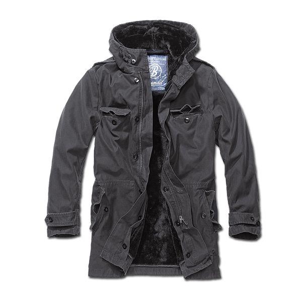 Jacket Brandit BW Parka black