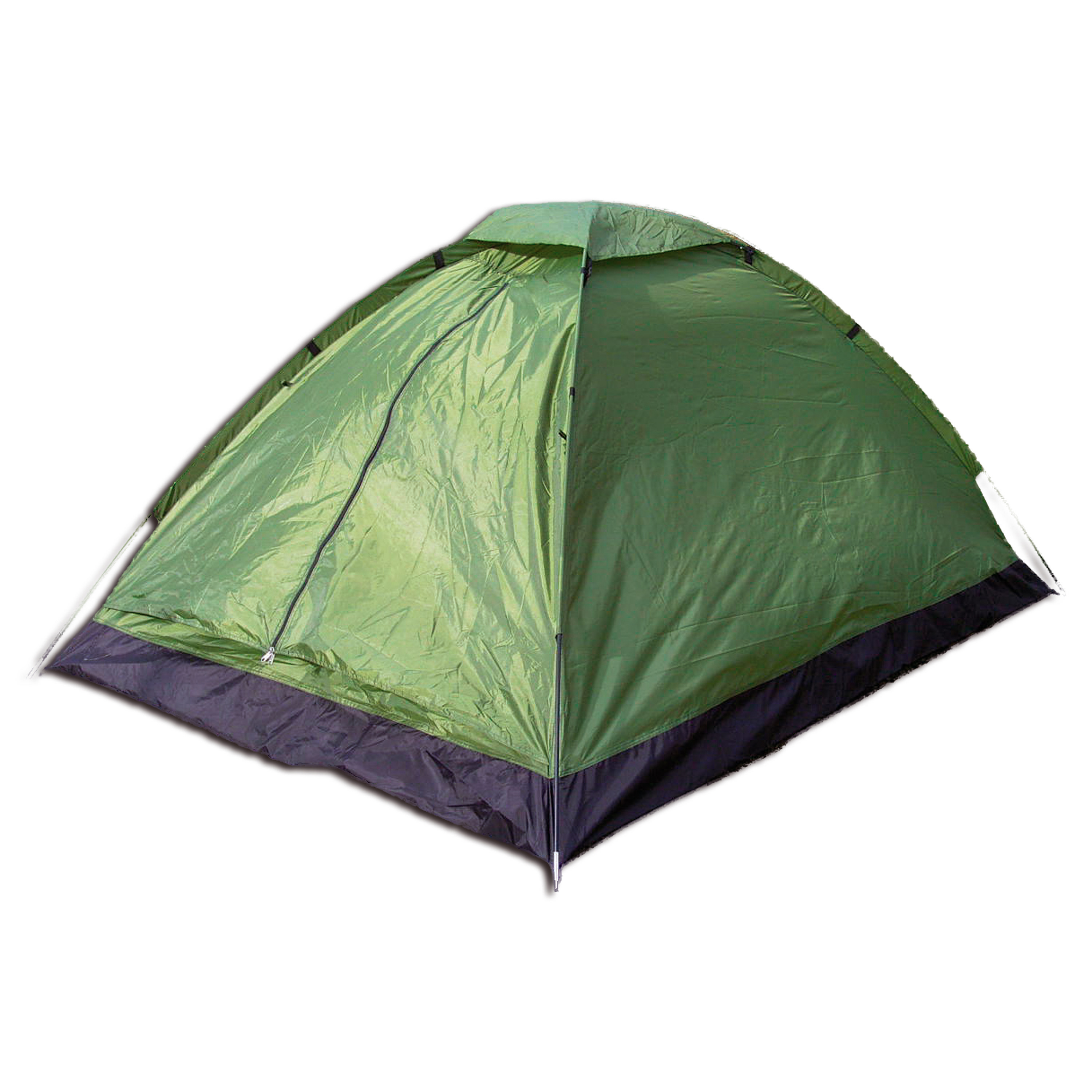 Dome Tent Basic 2 Persons olive
