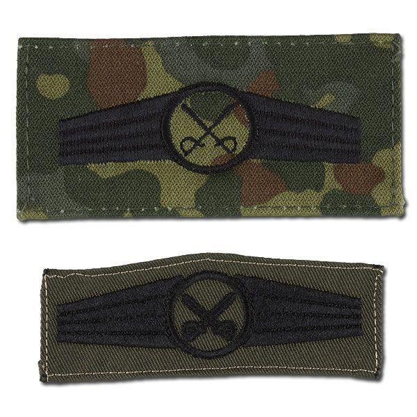 German branch insignia Gen.military service.