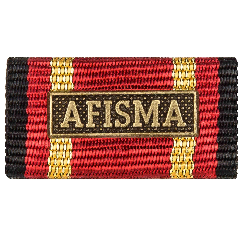 Service Ribbon Deployment Operation AFISMA Bronze