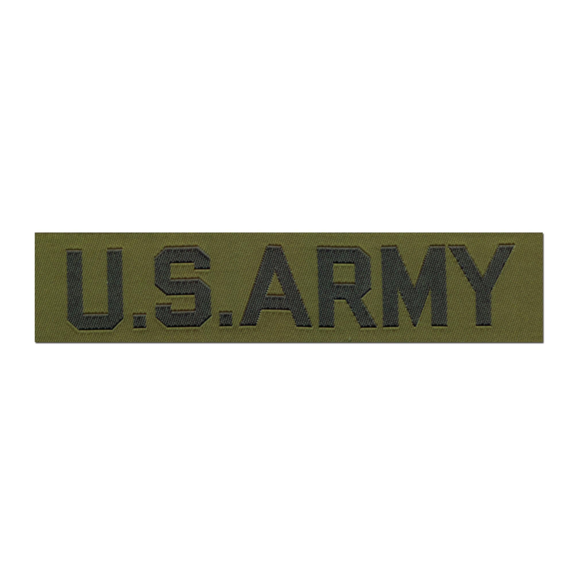 Branch Tape U.S. ARMY olive