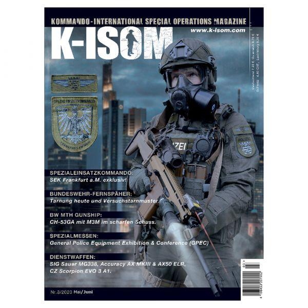 Kommando Magazine K-ISOM Edition 03-2020