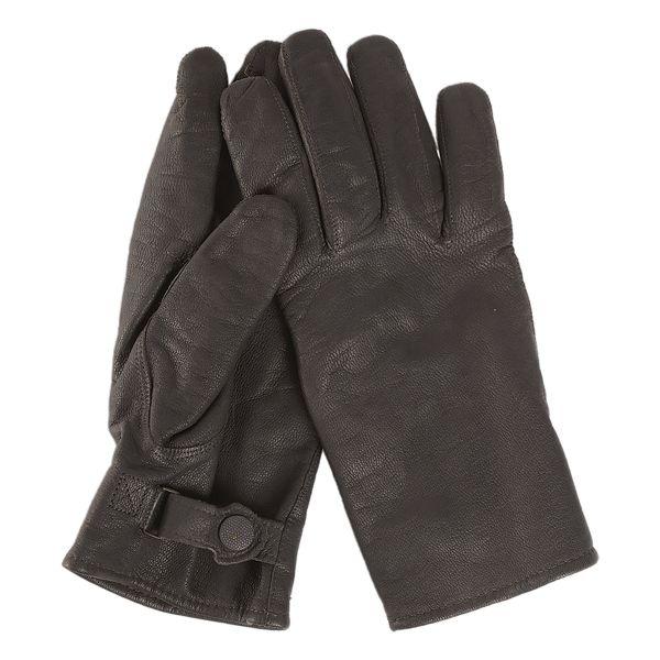 BW Gloves Goat Skin Insulated black