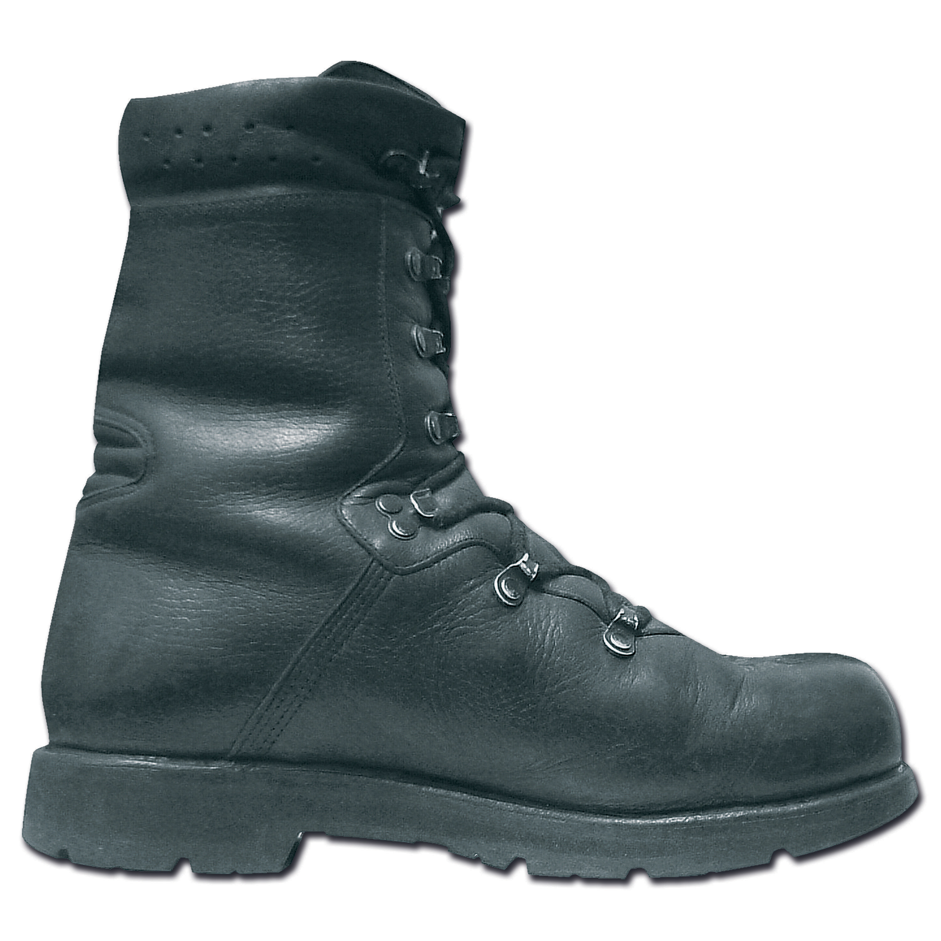 German Combat Boots New Style Used