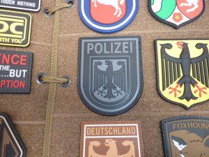 Patch Bundespolizei