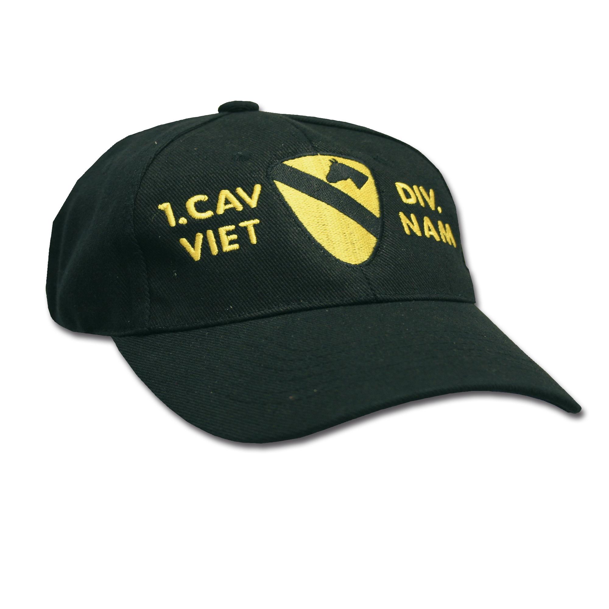 Baseball Cap 1.CAV Vietnam
