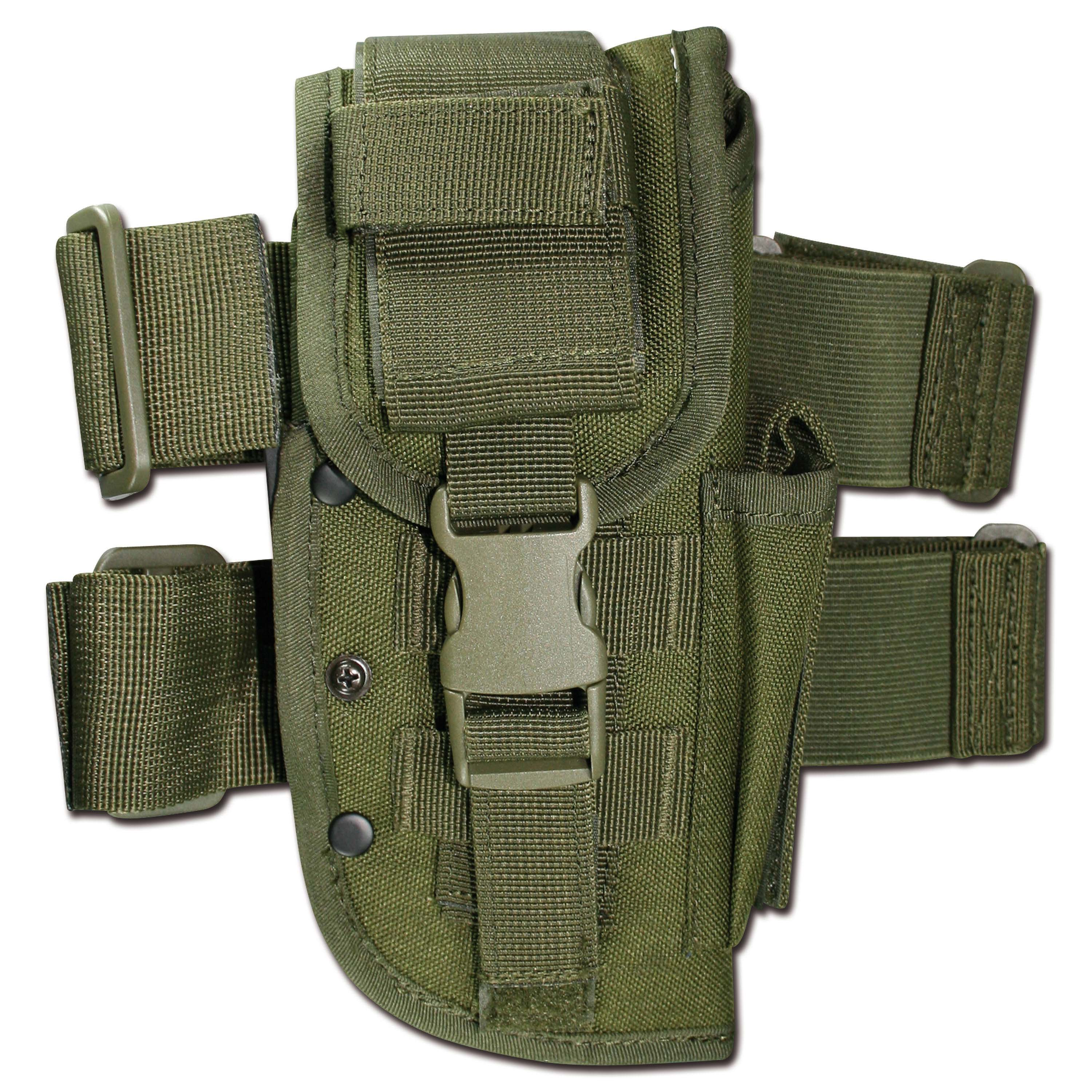Tactical Holster P8 Import olive