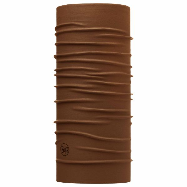 Buff Tube Scarf Original solid tundra khaki