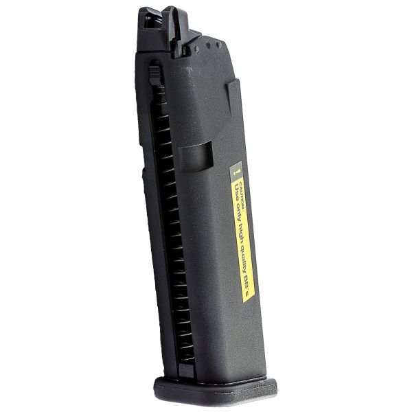 Replacement Magazine Airsoft GLOCK 17 Gas