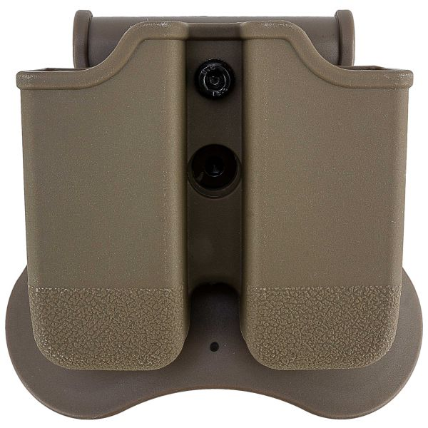 Cytac Holster Double Magazine Pouch CYT15-0010 FDE