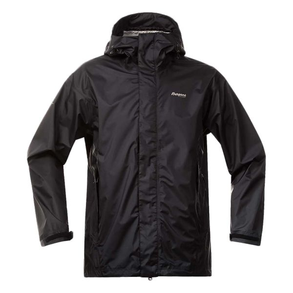 Bergans Rain Jacket Super Lett black