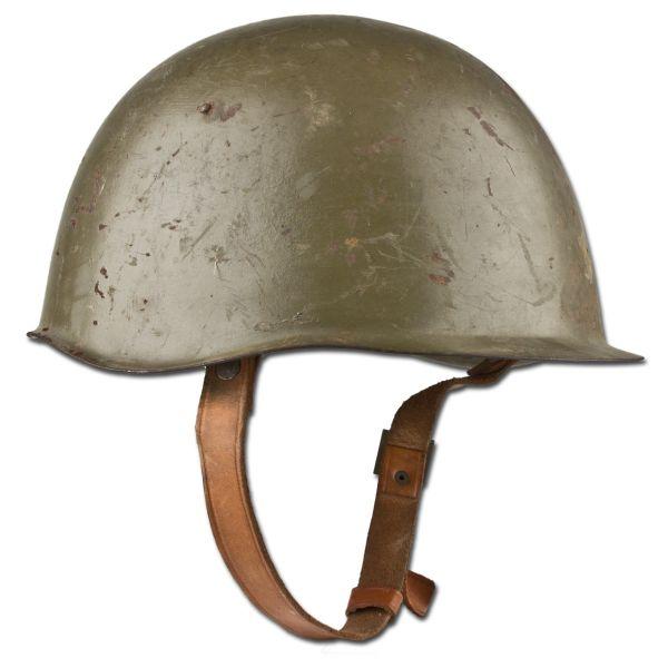 Czech M52 Steel Helmet Used