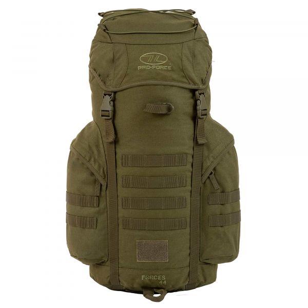 Backpack Pro Force New Forces 44 L olive