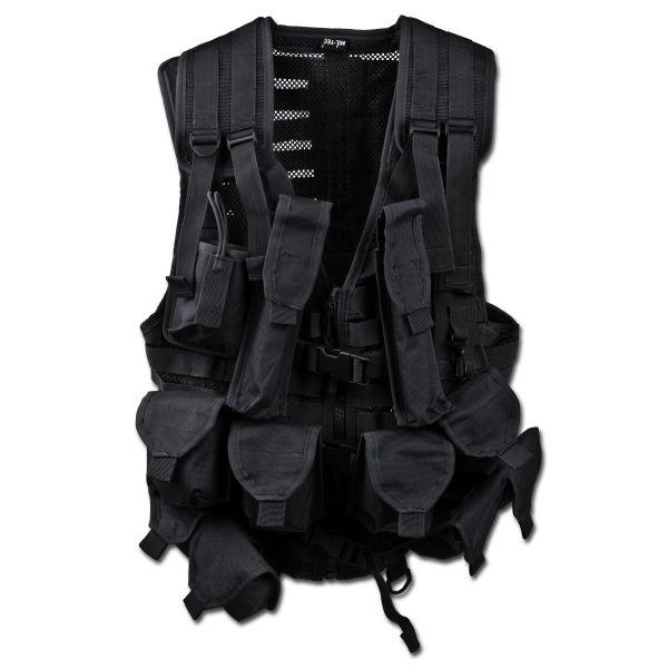 Mil-Tec Combat Vest AK-74 black