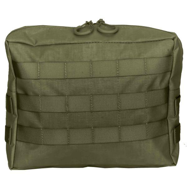 Zentauron Zipper Bag Extra Large olive