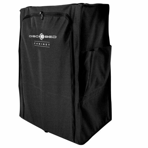 Disc-O-Bed Field Cot Wardrobe black