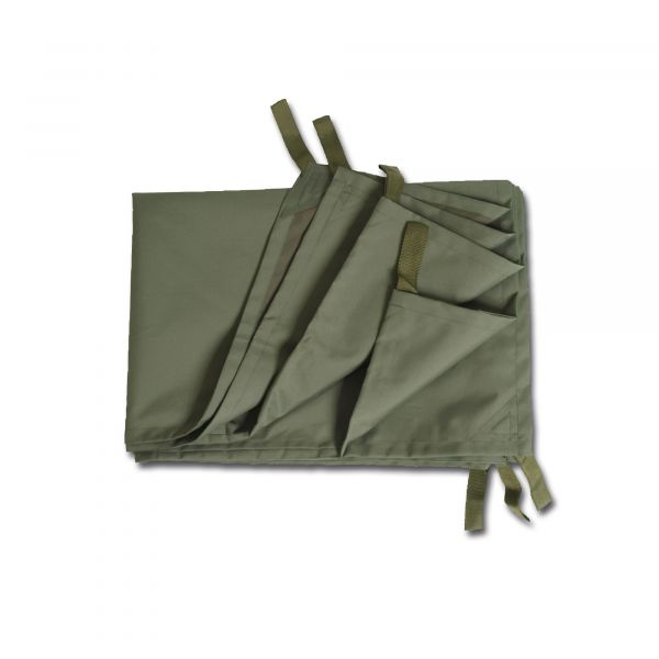 Commando Tarp olive 300 x 220 cm