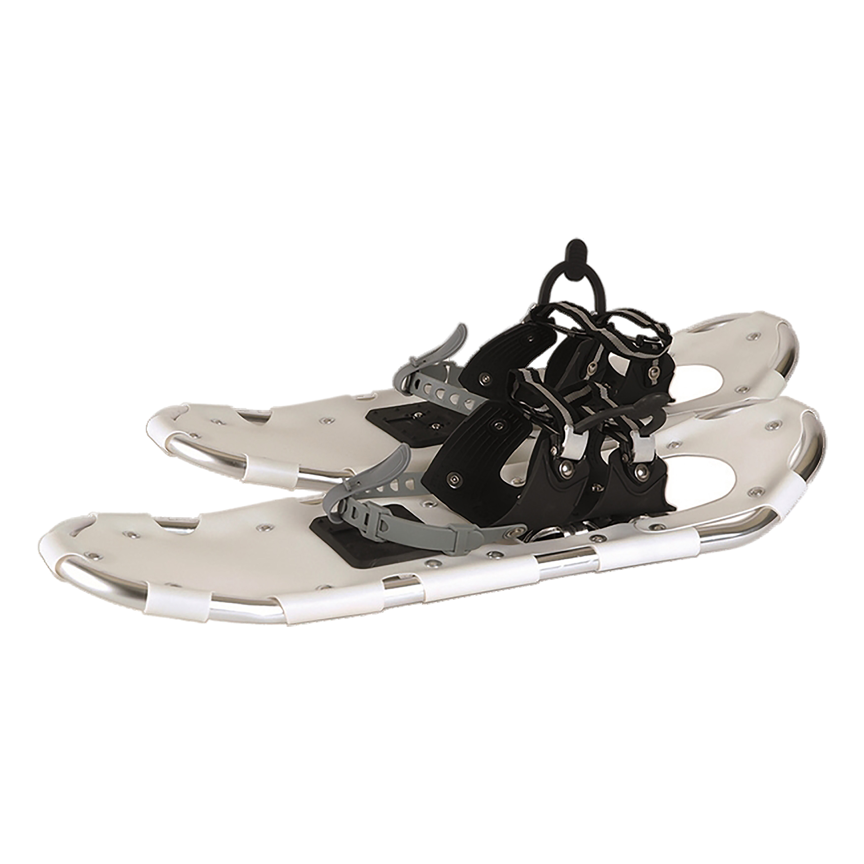 Snow Shoes with Aluminum Frame white