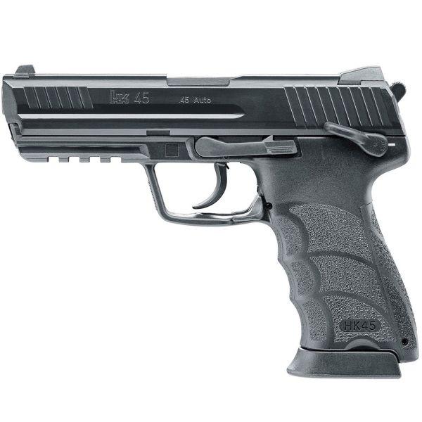 Umarex Airsoft Pistole HK45 Gas Blow Back 1.0 J black