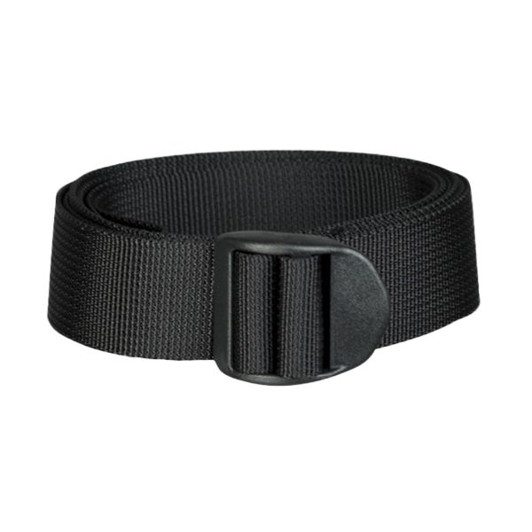 Pack Strap 25 mm with Bar Buckle 150 cm black