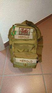 Assault Pack mit First Aid