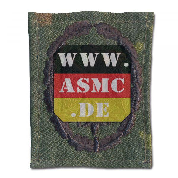 German Award for Military Proficiency flecktarn/black