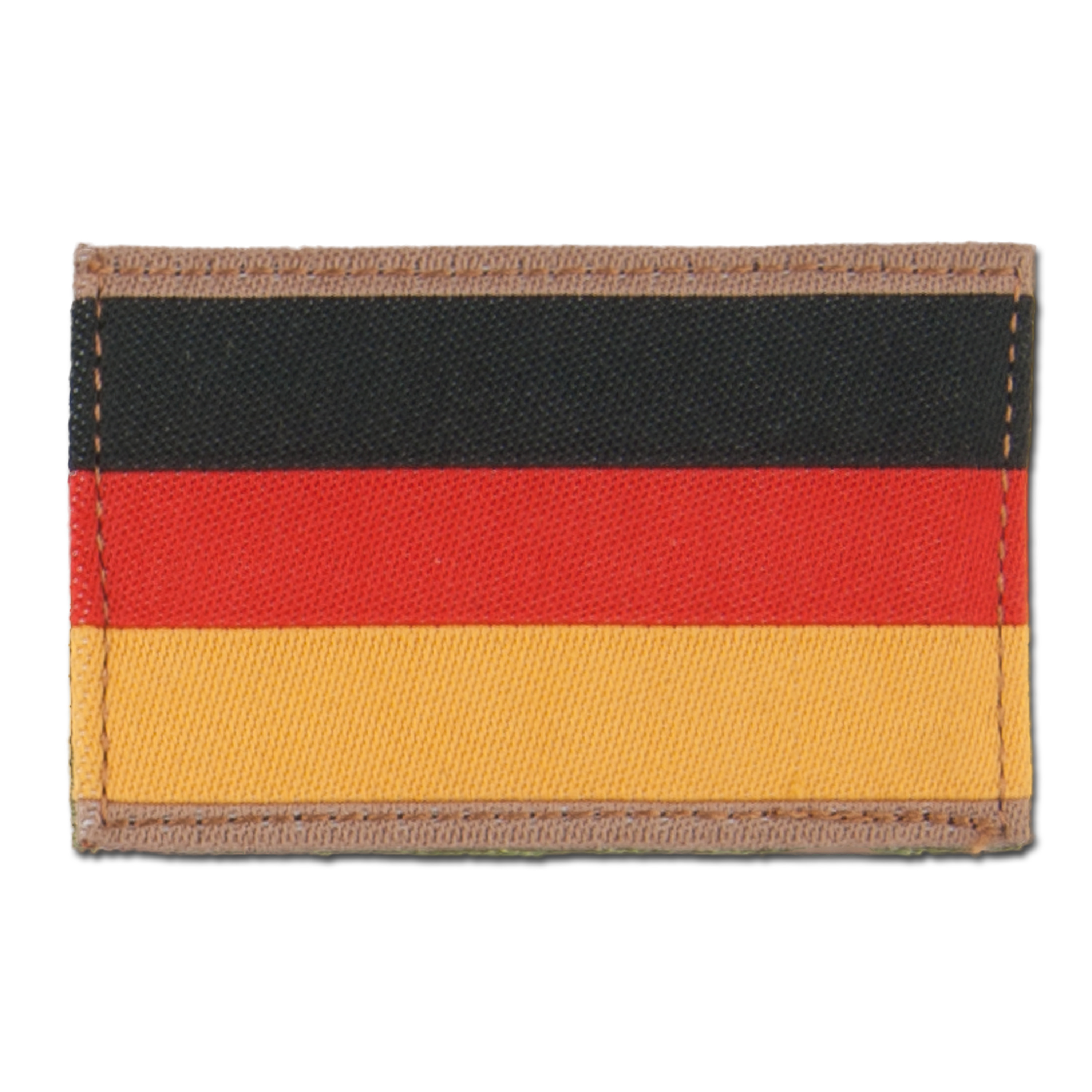 German flag with Velcro