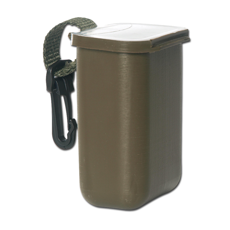 U.S. Decontaminations-Box, olive