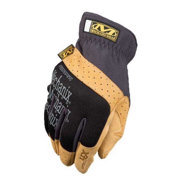 Mechanix Wear Gloves Material4x FastFit black/coyote