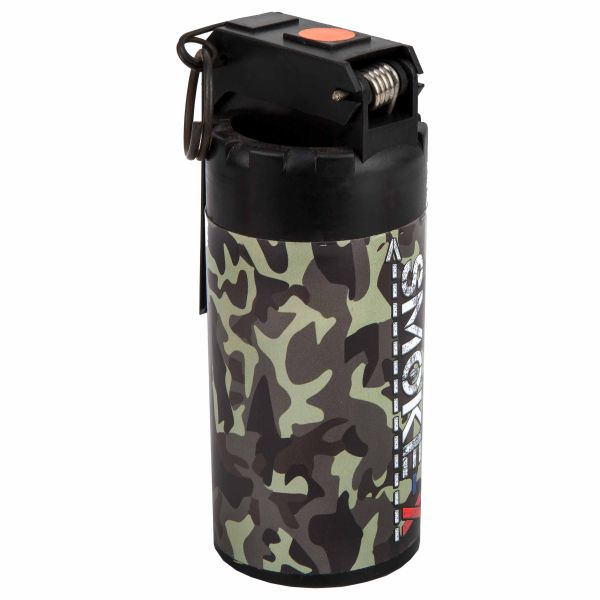 Smoke-X Smoke Grenade SX-3 Army orange