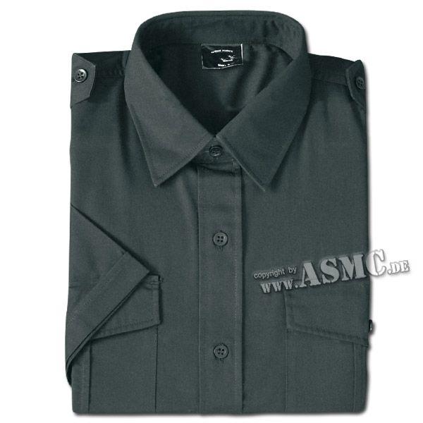Service Shirt Short Sleeve black