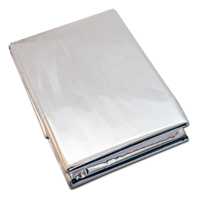 BCB Foil Blanket silver