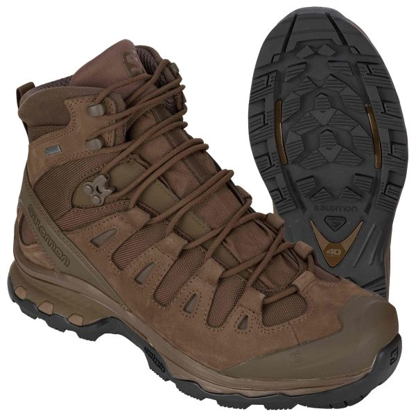 Salomon Boots Quest 4D GTX Forces 2 slate black