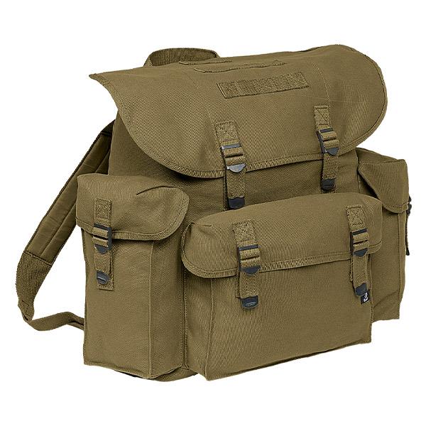 BW Backpack Brandit olive