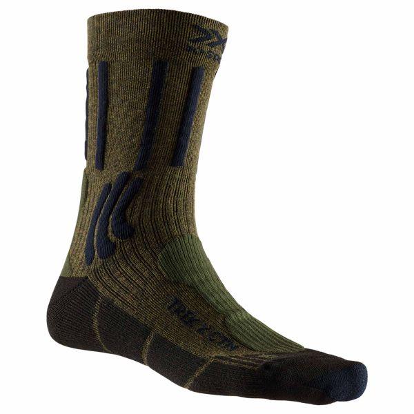 X-Socks Trek X CTN Socks green
