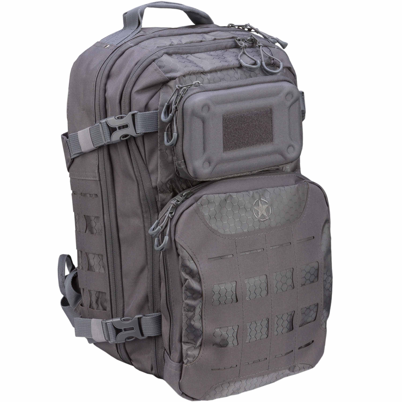 MFH Backpack Operation I 30 L gray